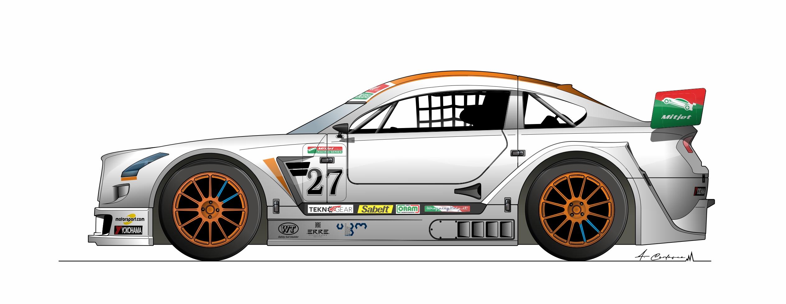 Enrico Garbelli - Team Nova Race